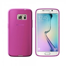 GEL COVER ROSA SAMSUNG GALAXY S6 EDGE G925