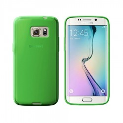 GEL COVER VERDE SAMSUNG GALAXY S6 EDGE G925