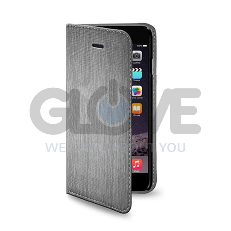 MAGNETIC COVER IPHONE 6 - 6S PLUS GRIGIA - GLOVE SRL