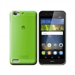 GEL COVER VERDE HUAWEI P8 LITE SMART