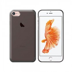 GEL COVER IPHONE 7 - 8 - SE 2020 FUME'