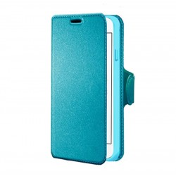 BOOK COVER IPHONE 7 - 8 - SE 2020 AZZURRA