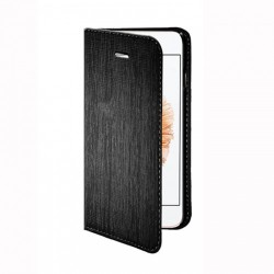 CUSTODIA LIBRO MAGNET NERA IPHONE 7