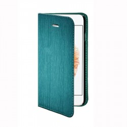 CUSTODIA LIBRO MAGNET AZZURRA IPHONE 7 PLUS