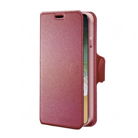 COVER LIBRO EASY ROSA IPHONE X