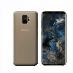 GEL COVER SAMSUNG GALAXY S9 TRASPARENTE