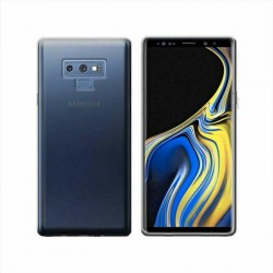 GEL COVER SAMSUNG GALAXY NOTE 9 TRASPARENTE