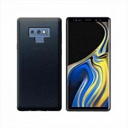 GEL COVER SAMSUNG GALAXY NOTE 9 NERO FUME'
