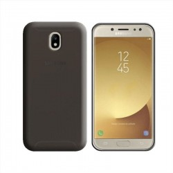 GEL COVER SAMSUNG GALAXY J7 (2017) J730 NERO FUME'