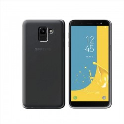 GEL COVER SAMSUNG GALAXY J6 PLUS (2018) J610 FUME'