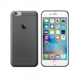 GEL COVER TRASPARENTE FUME' IPHONE 6 - 6S