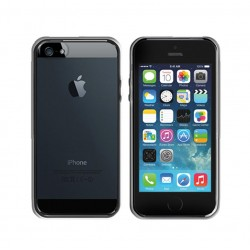 GEL COVER TRASPARENTE IPHONE 5 - 5S - SE