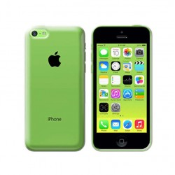 GEL COVER TRASPARENTE IPHONE 5C